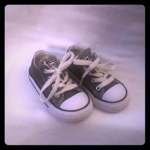 Converse‼️ Toddler boy or girl can wear these!